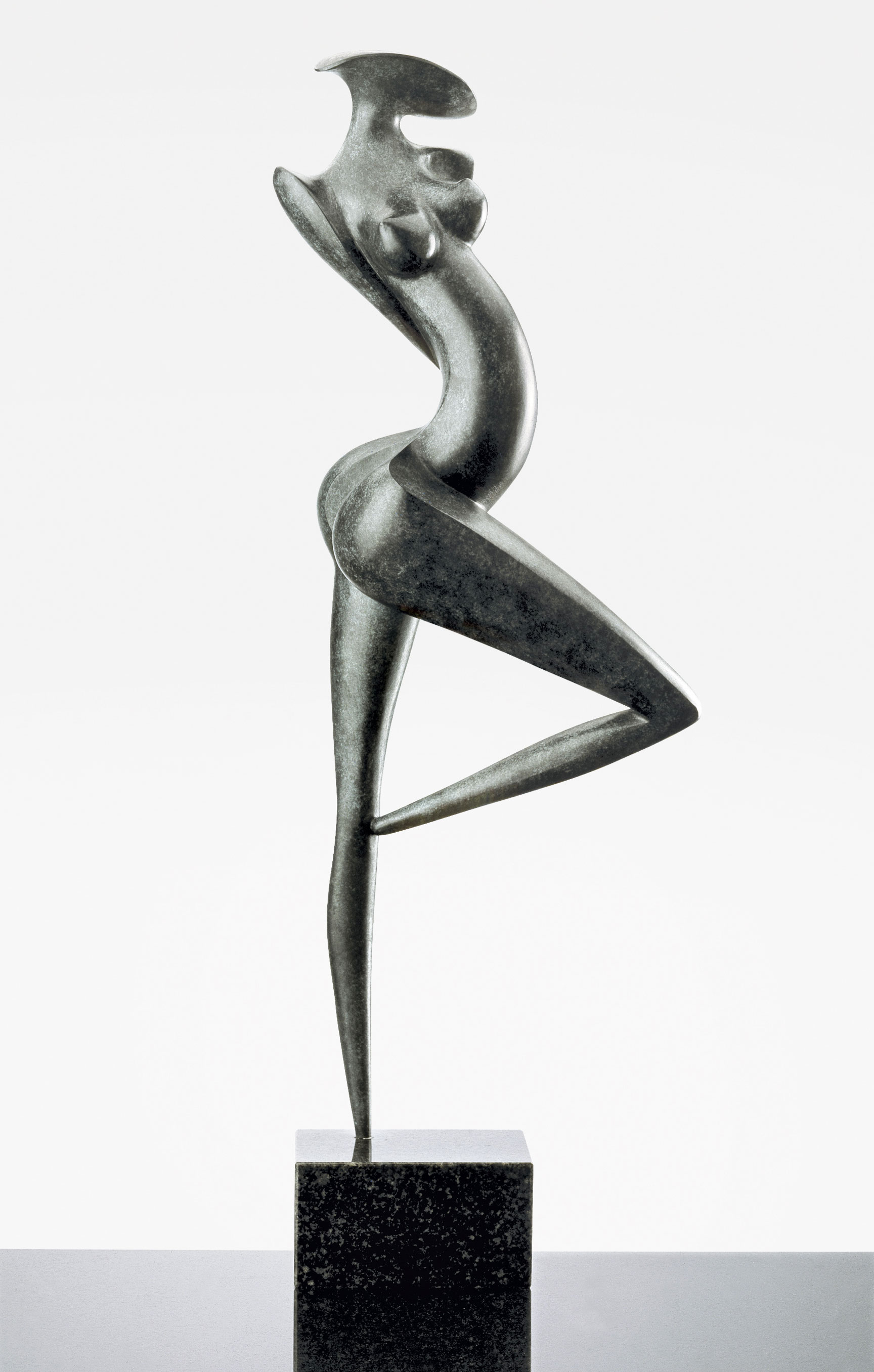 La danseuse sculpture contemporaine marion b rkle marion buerkle sculptor - Sculptures modernes contemporaines ...