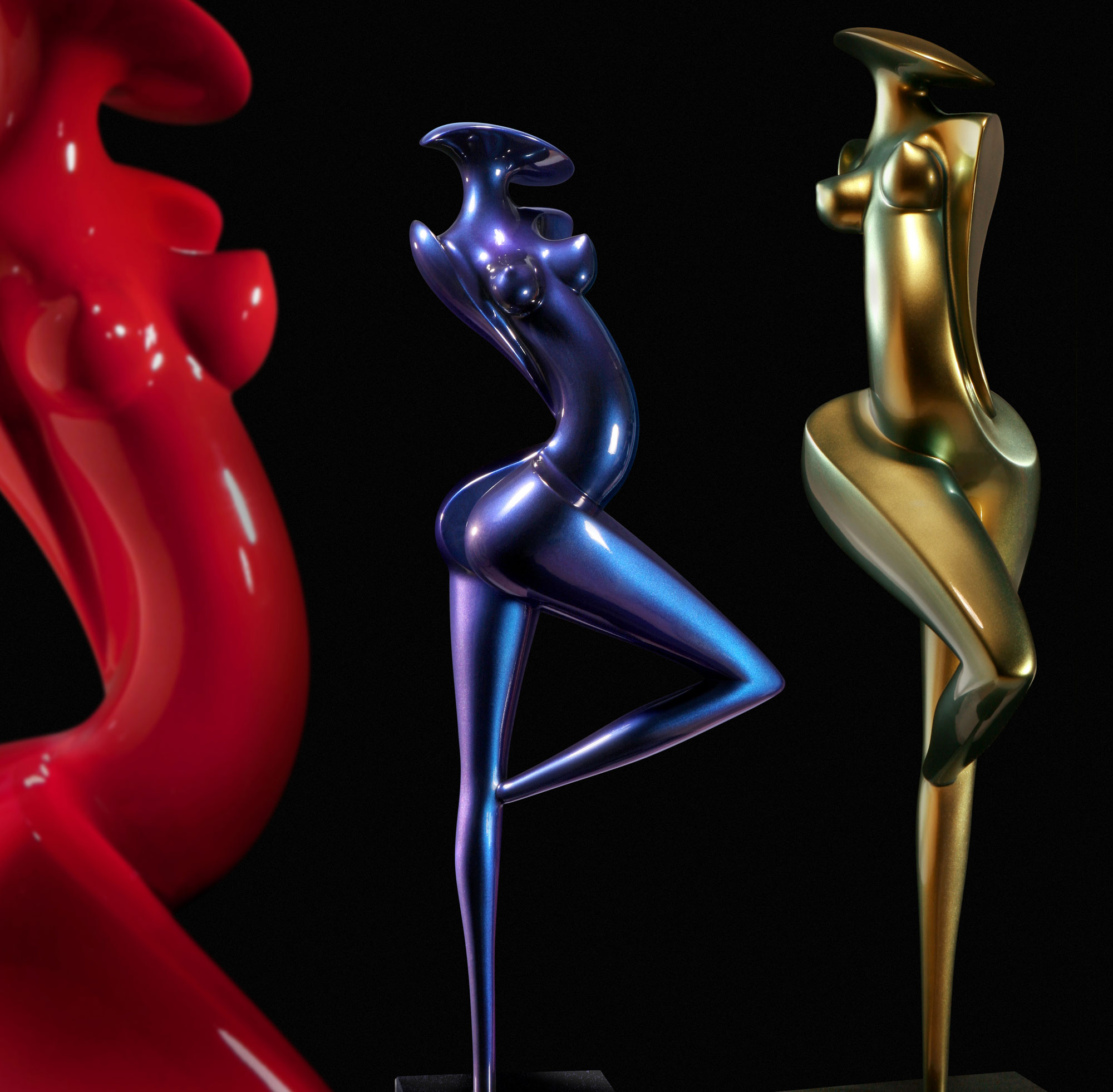 danseuses sculpture contemporaine marion b rkle marion buerkle sculptor. Black Bedroom Furniture Sets. Home Design Ideas