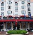 sculpture monumentale Hôtel Majestic Cannes croisette