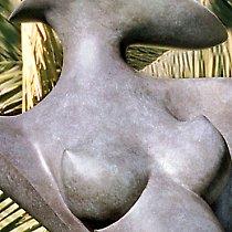 La Grande Danseuse, bronze monumental 300 cm