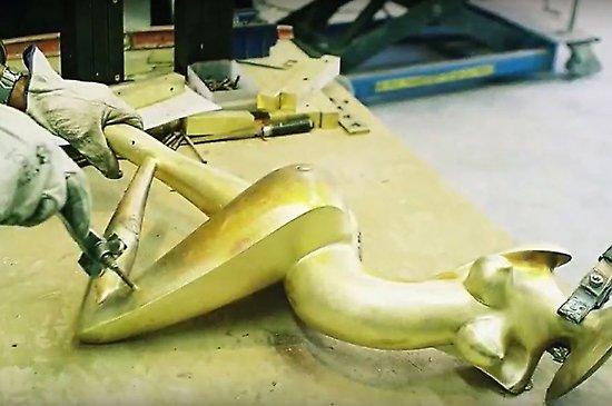 """Marion Bürkle à la Fonderie """"Le Bronze d'Airain"""""""