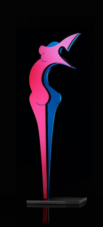 Sculture plexiglas de Marion bürklé