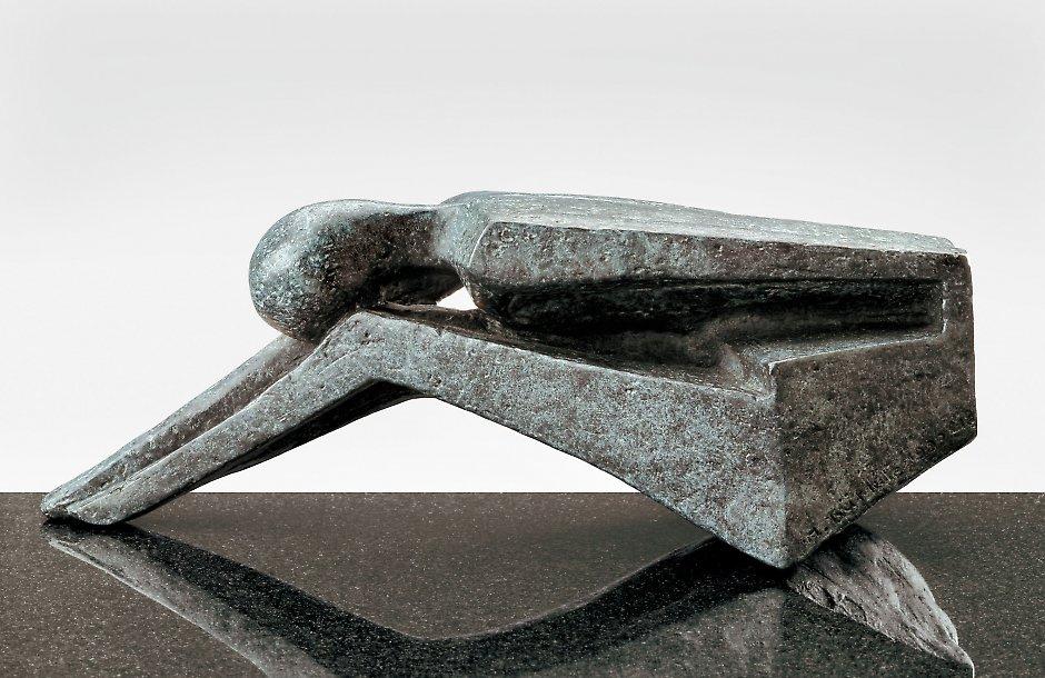 Sculpture Contemporaine Marion B 252 Rkle Marion Buerkle