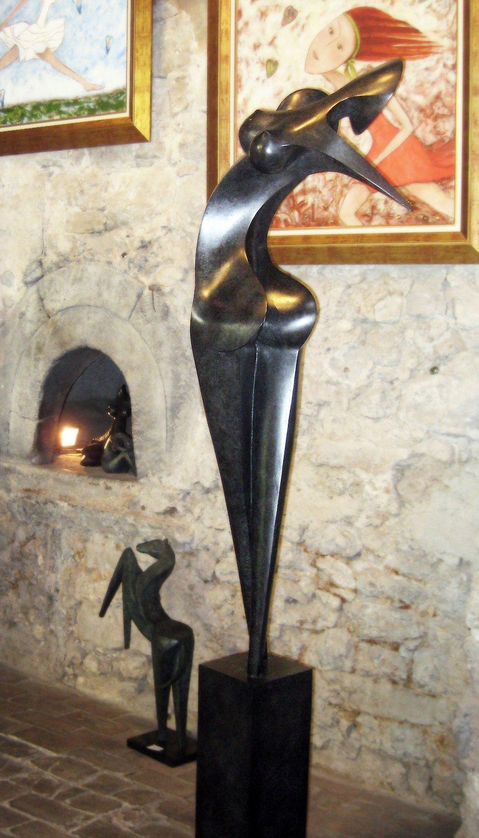 Grande Nina | Bronze monumental