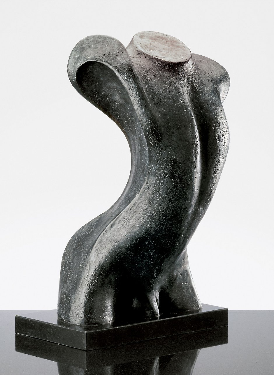 Torse sculpture contemporaine marion b rkle marion buerkle sculptor - Sculptures modernes contemporaines ...