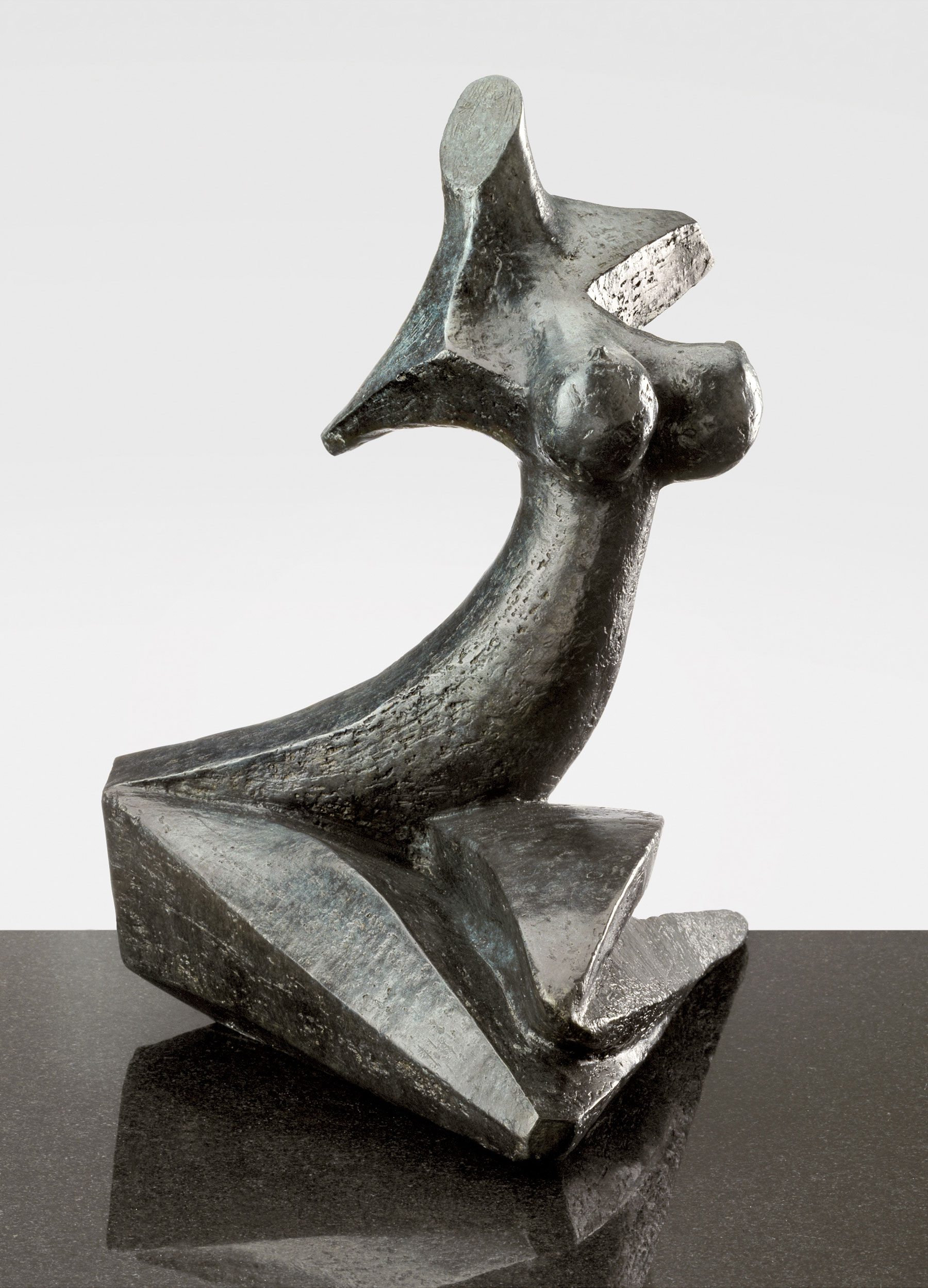 perle noire sculpture contemporaine marion b rkle marion buerkle sculptor